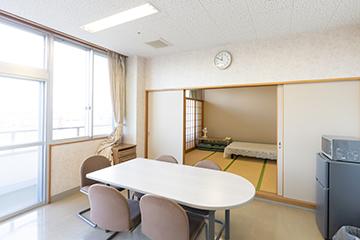 家族介護室